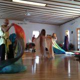 Veil Dance Meditation
