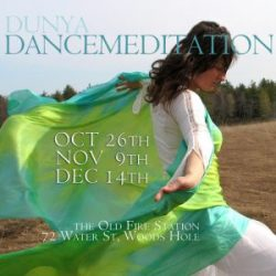 Autumn Woods Hole Dancemeditation