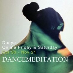 Dunya Dancemeditation Deep Fall Live Online