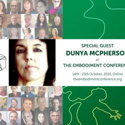 Dunya at Embodiment Conference & Deep Fall Online