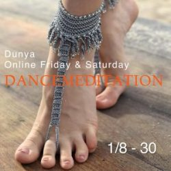 Dunya Dancemeditation January Series