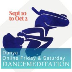 Dunya Dancemeditation Fall Series
